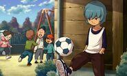 Aitor de niño (3DS)