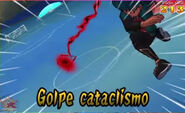 Golpe cataclismo 3DS 5
