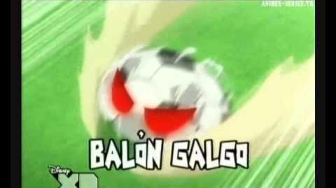 Inazuma eleven balon galgo