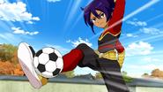 Okita Soujin in Zanak Domain uniform CS27HQ