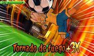 Tornado de Fuego (3DS)