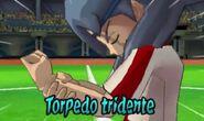 Torpedo tridente 3DS 1