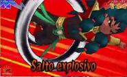 Salto explosivo 3DS 6