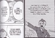 Abuelo evans manga