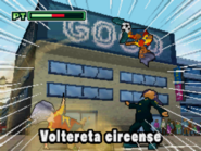 August Voltereta circense