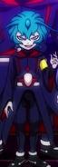 Ozrock Con El Uniforme De Ixal Fleet En El Anime