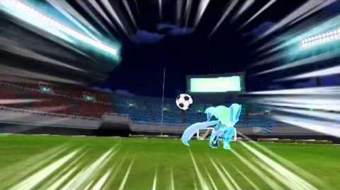 Remate Rebotado (Wii-Armadura)