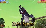 Ciclón humano 2