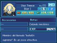 Ficha Stan Treece