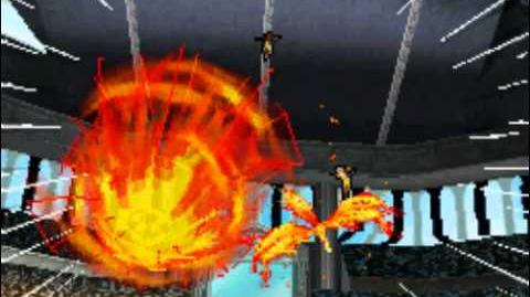 Erik Eagle Ichinose Tiro Del Fenix VS Poseidon Muralla Gigante Raimon Vs Zeus Inazuma Eleven 1 NDS