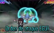 Orden de ataque EG01 3DS
