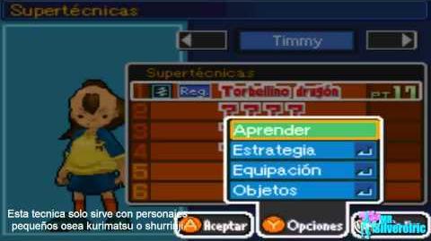 Inazuma eleven español como conseguir el Corodra Shot (Tiro Chipadraco)