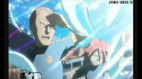 Inazuma eleven icaro