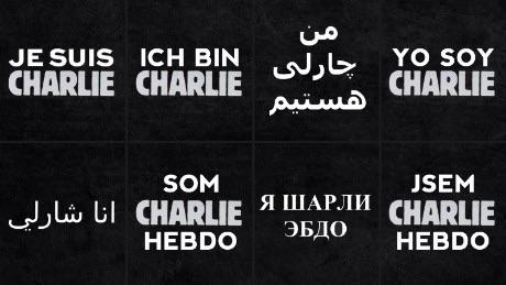 Por Charlie Hebdo