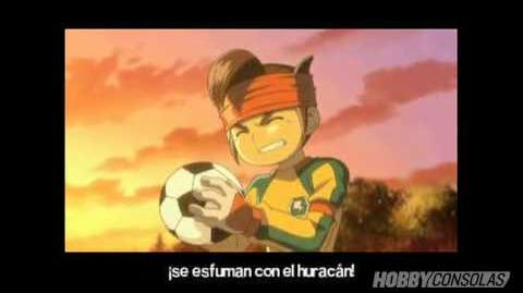Inazuma Eleven 3 (HD) Gameplay Opening en HobbyConsolas