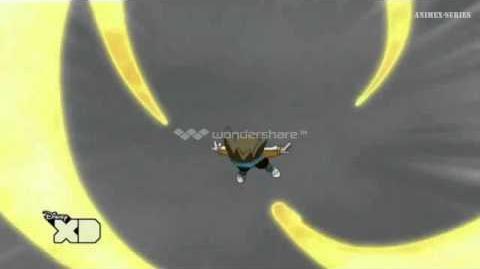 Inazuma Eleven GO Chrono Stone Armadura de Espíritu de JP-0