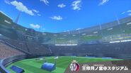 Outei Tsukinomiya Stadium in the game