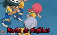 Marcha de pingüinos 5