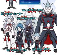 Ixal Fleet (SO)