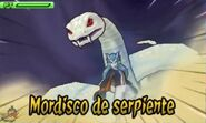 Mordisco de serpiente 3DS 6