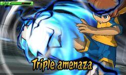 Triple Amenaza