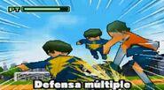 Defensa multiple ds