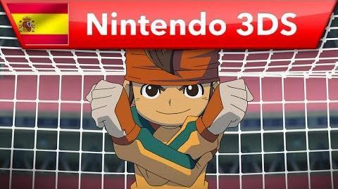 Inazuma Eleven 3 ¡La amenaza del Ogro! - Tráiler (Nintendo 3DS)