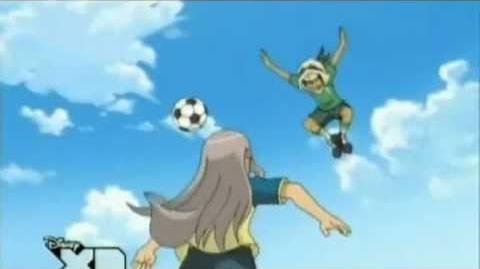 Inazuma eleven ataque de condor