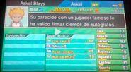Askel Blays características