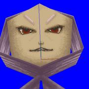 Modelo 3D de la cara de Talisman mediante programas