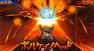 Cabezazo Volcánico 3DS 8