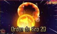 Orden de tiro 20 3DS