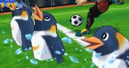 Pinguino Emperador N2 3DS 4
