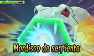 Mordisco de serpiente 3DS 8