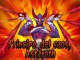 Príncipe del Caos, Astaroth