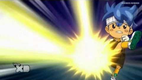 Inazuma Eleven GO Chrono Stone Gran Plan