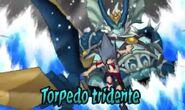 Torpedo tridente 3DS 5