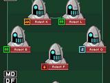 Robots Guardias
