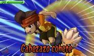 Cabezazo cohete 3DS 4