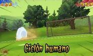 Ciclón humano 4