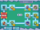 Lista de Cadenas de Partidos (Inazuma Eleven 3)