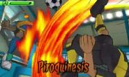 Piroquinesis 3DS 6