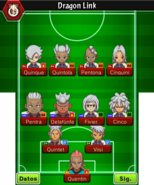 Formación del Dragon Link (VJ-GO y CS)