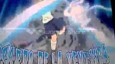 Inazuma Eleven GO Leopardo de la Ventisca