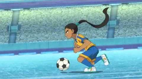 Inazuma Eleven Go Acrobat Keep HD