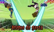 Ataque de garza 3DS 3