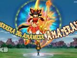 Guerrera del Amanecer, Amaterasu