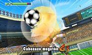 Cabezazo Megatón (IE 3-3DS)