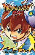 Inazuma Eleven GO Manga Vol 6 (ESP)