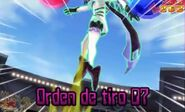 Orden de tiro 07 3DS 3